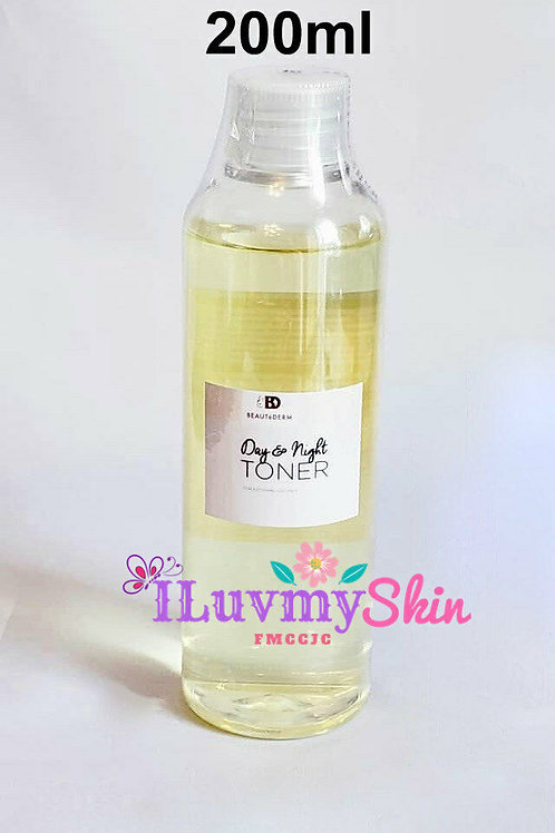 Beautederm Day and Night Toner 200ml