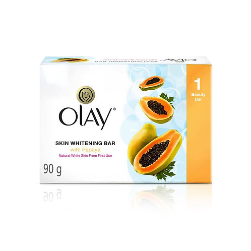 OLAY Skin Whitening Bar with PAPAYA 90g