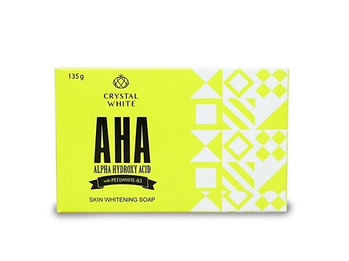 CRYSTAL WHITE AHA Alpha Hydroxy Acid (135g)