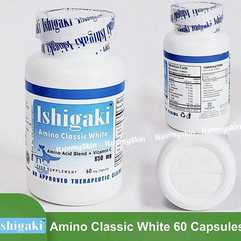 ISHIGAKI Amino Classic White  (60 caps)