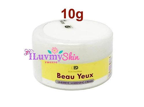 Beautederm Beaute Yeux Undereye Whitening Cream 10g