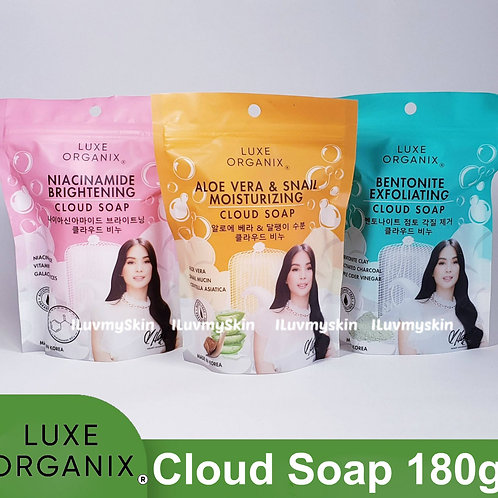 Luxe Organix Cloud Soap 180g