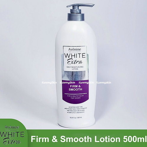 Avenine White Extra Firm & Smooth Lotion 500ml