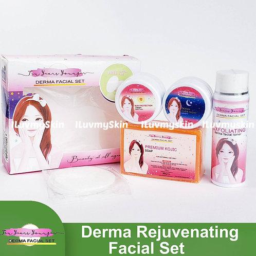 Ten Years Younger Derma Rejuvenating Facial Set