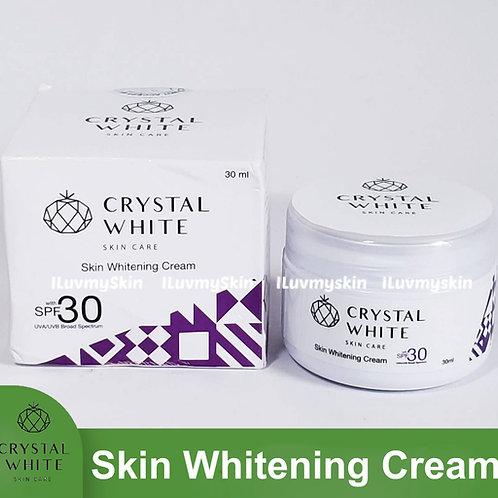 CRYSTAL WHITE Skin Whitening Cream (30ml)