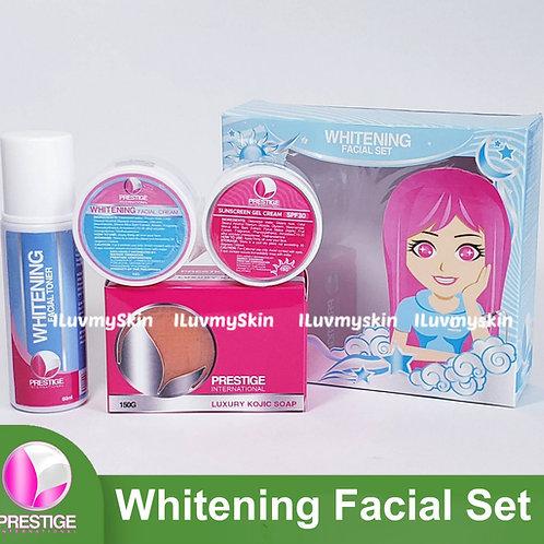 Prestige International Whitening Facial Set