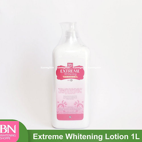 BN Extreme Whitening Lotion with SPF 40 (1 Liter)