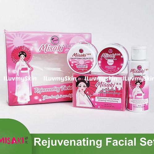 Misaki Rejuvenating Facial Set