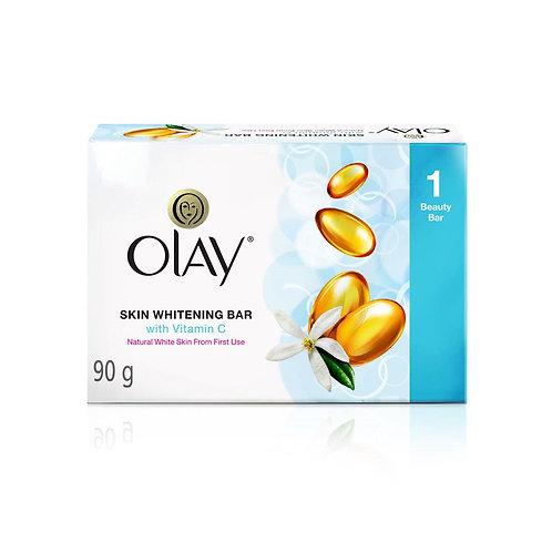 OLAY Skin Whitening Bar with VITAMIN C 90g