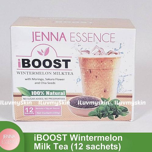 Jenna Essence Slimming Boost WINTERMELON MILK TEA iDRINK (12 Sachets)