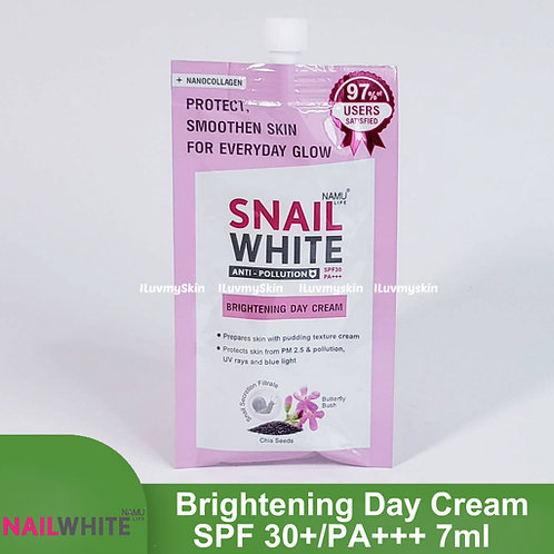 Snail White Brightening Day Cream SPF 30+/PA+++ 7ml