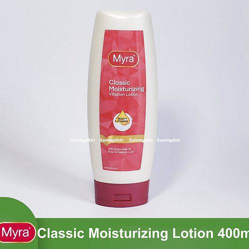 Myra Classic Moisturizing Vitamin Lotion 400ml