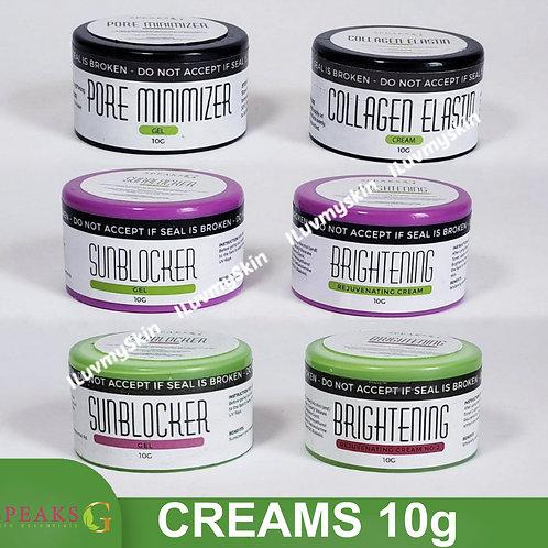 Speaks G Creams 10g