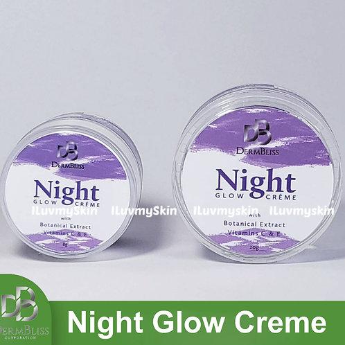 DermBliss Night Glow Creme (Maintenance)