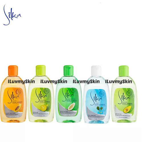 Silka Facial Cleanser 150ml