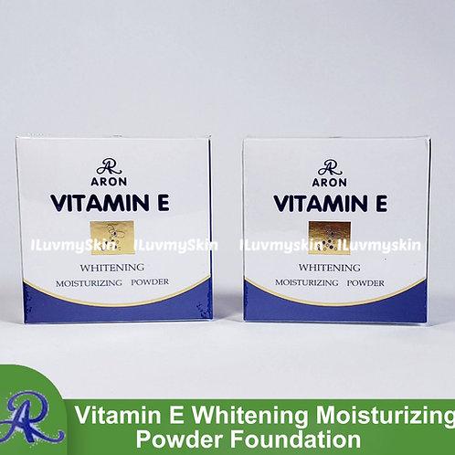 AR Vitamin E Whitening Moisturizing Powder Foundation