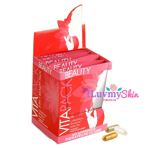 Vitapack BEAUTY 3-in-1 Beauty Pack (1 Box)