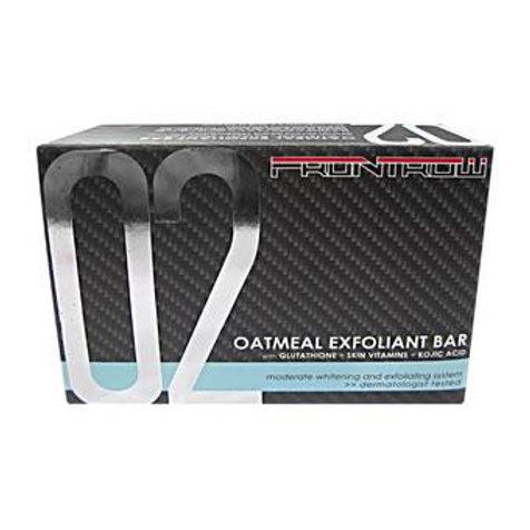 LUXXE Soap #2 Oatmeal Exfoliant Bar.