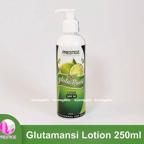 Prestige International Glutamansi Lotion with Baking Soda SPF50 250ml