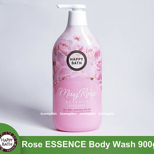 Happy Bath Rose ESSENCE Body Wash 900g