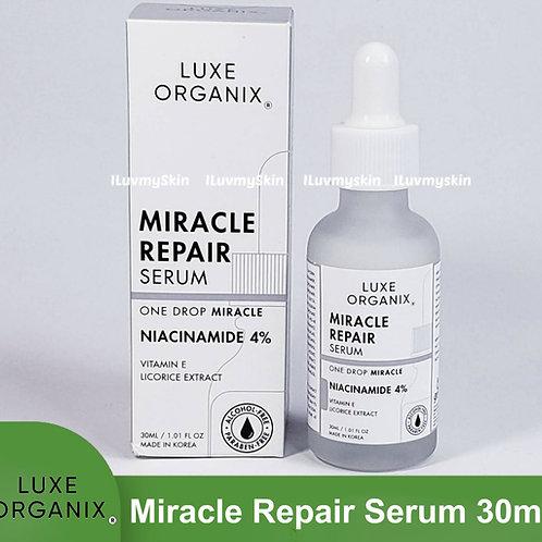 Luxe Organix Miracle Repair Serum 30ml