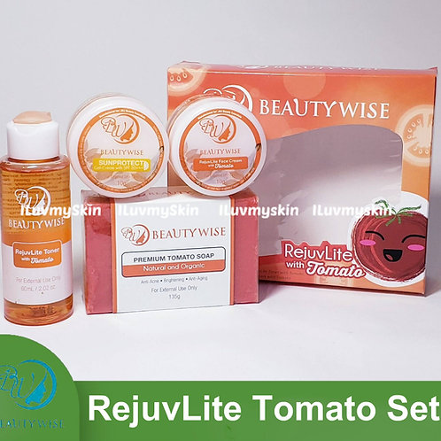 Beauty Wise RejuvLite Tomato Set