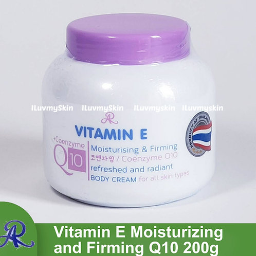 AR Vitamin E Moisturizing and Firming Coenzyme Q10 200g