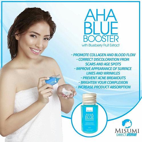 Misumi Bihaku AHA Blue Booster with Blueberry Fruit Extract 50ml