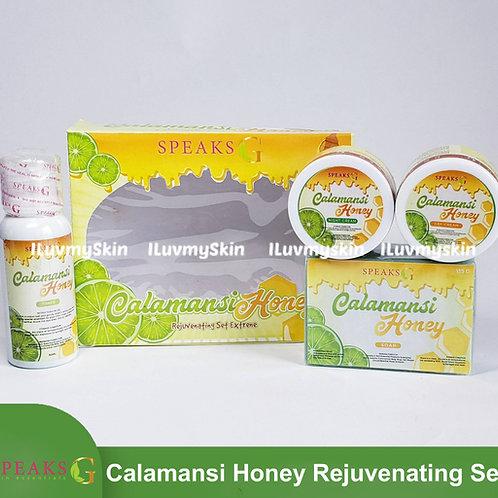Speaks G Calamansi Honey Rejuvenating Set Extreme