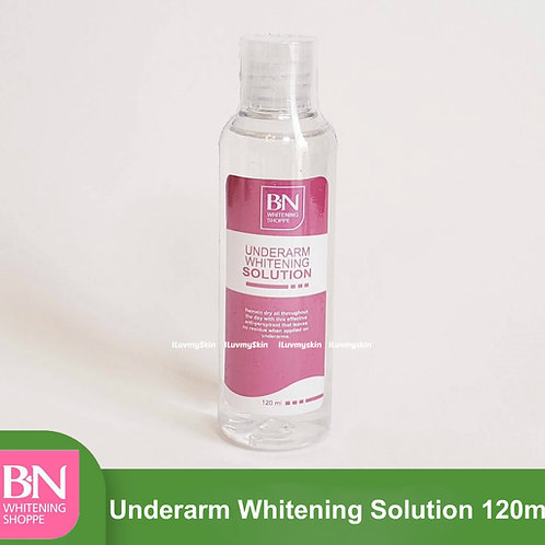 BN Underarm Whitening Solution 120ml