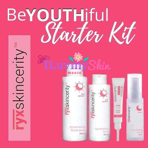 RyxSkincerity Beyouthiful Starter Kit (Rejuvenating)