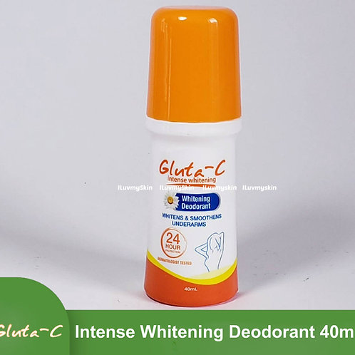 Gluta-C Intense Whitening Deodorant (40ml)