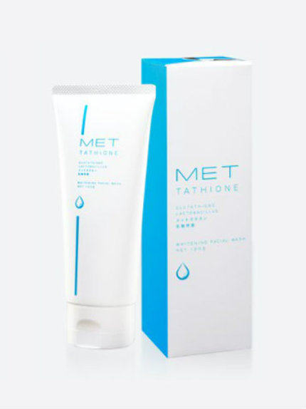 Met Tathione Whitening Facial Wash (120 grams)