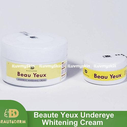Beautederm Beaute Yeux Undereye Whitening Cream