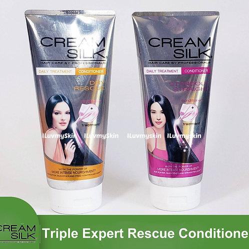Cream Silk Triple Expert Rescue Conditioner 350ml