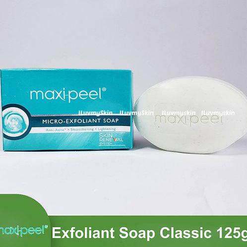 Maxi-Peel Exfoliant Soap Classic 125g
