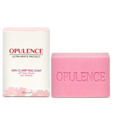 Opulence Ultrawhite Protect Skin Clarifying Body Soap 120g