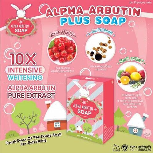 Alpha Arbutin PLUS Soap 80g
