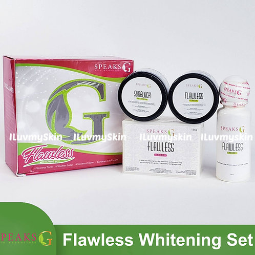 Speaks G Flawless Whitening Set