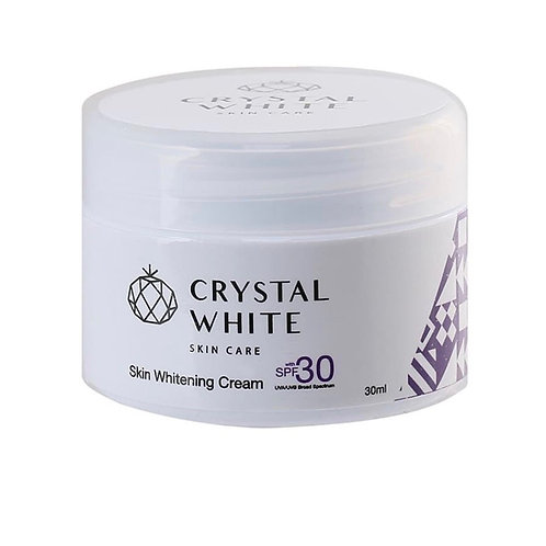 CRYSTAL WHITE Skin Whitening Cream (30ml)