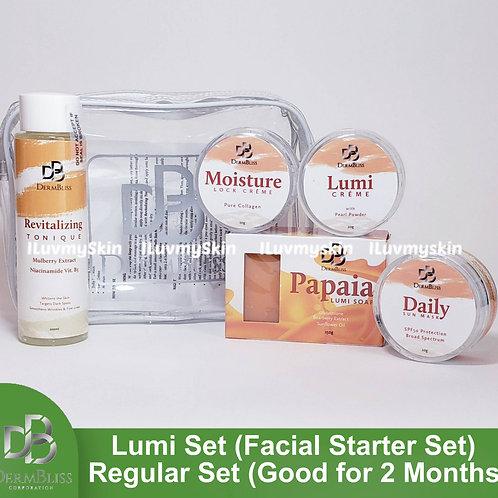 DermBliss Lumi Set (Starter Regular - Good for 2 Months)