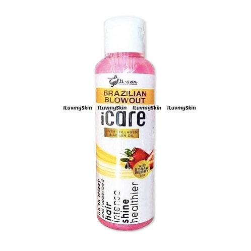 iCare Brazillian Blow Out with Collagen and Argan Oil 100ml