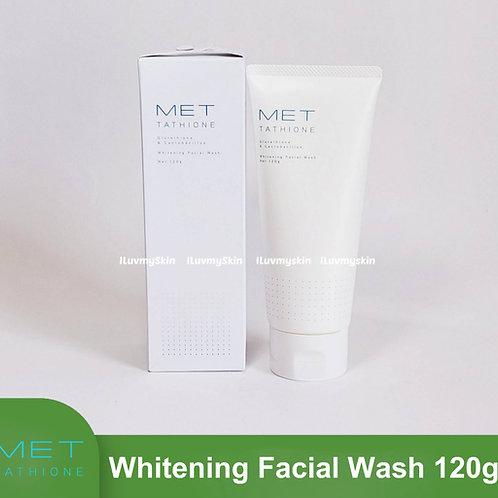Met Tathione Whitening Facial Wash (120 grams)