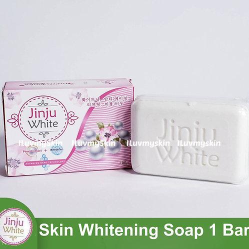 JINJU White Soap (1 bar)