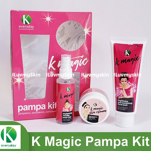 K Everyday K Magic Pampa Kit by Korina Sanchez