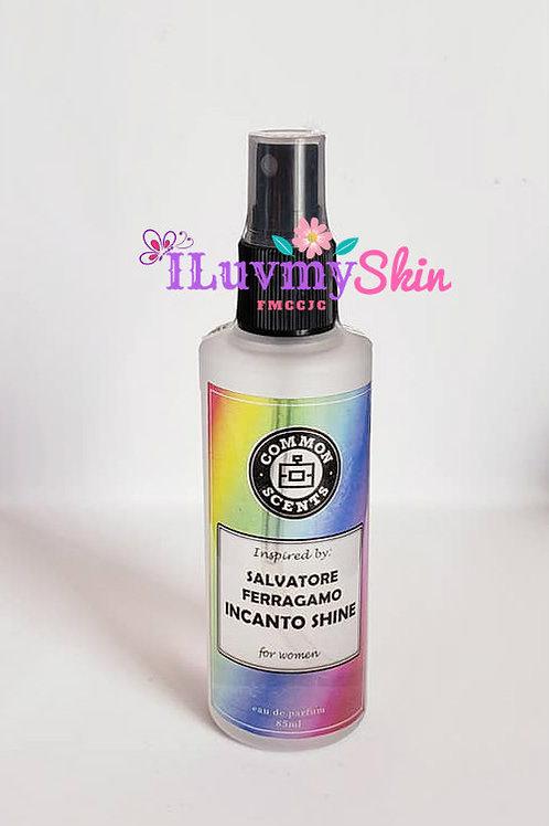SALVATORE FERRAGAMO INCANTO SHINE Type Perfume Body Oil 85ml (for Women)