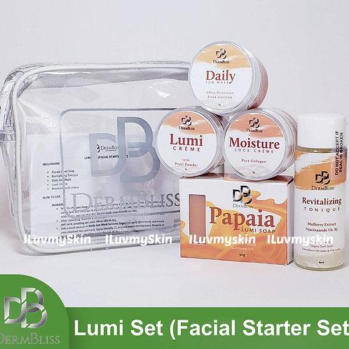 DermBliss Lumi Set (Starter Trial - Good for 1 Month)