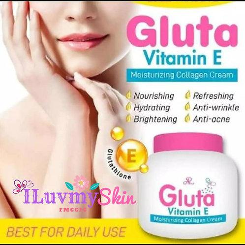 AR Gluta Vitamin E Moisturizing Collagen Cream 200g