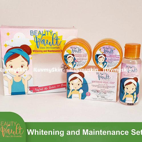 Beauty Vault Whitening and Maintenance Set