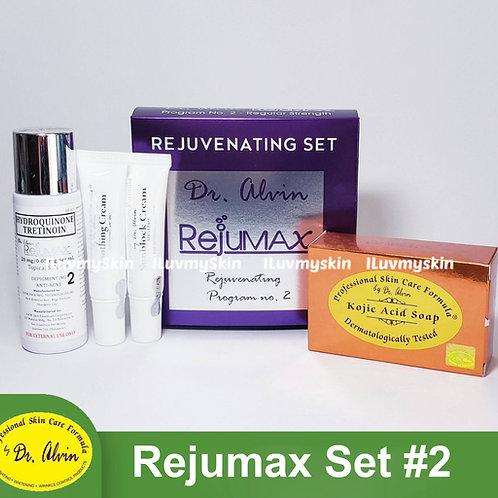 Dr Alvin Rejumax #2 Set (Micropeeling) by PSCF